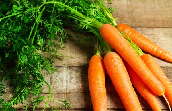Сколько варить морковь?